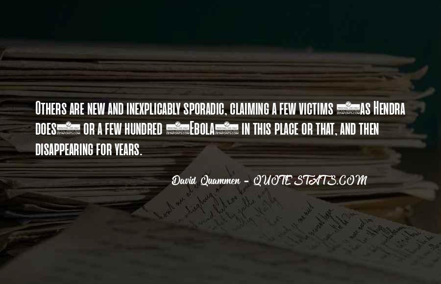 David Quammen Quotes #1654891