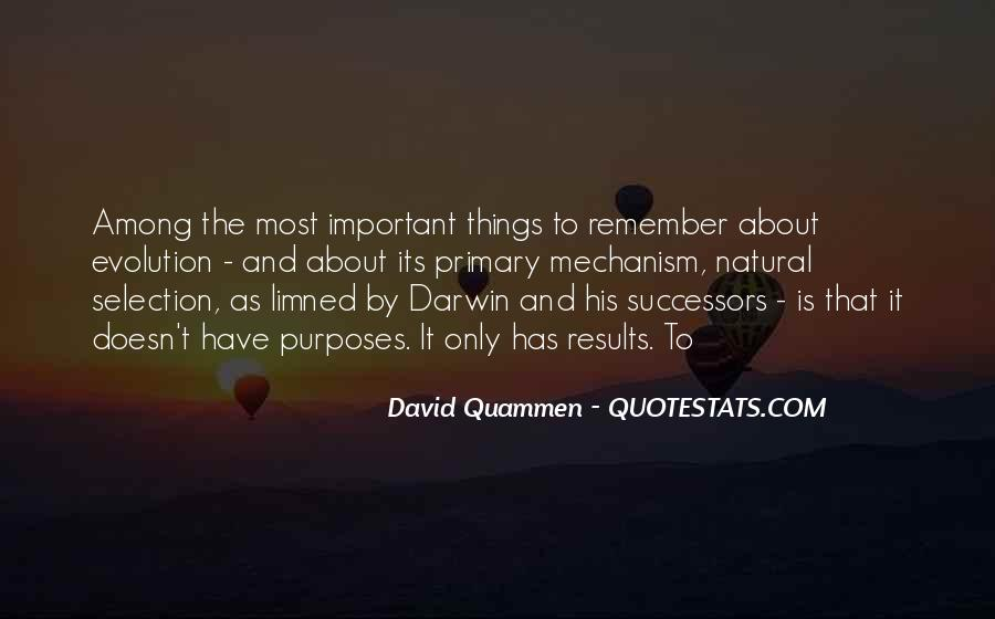 David Quammen Quotes #1702409