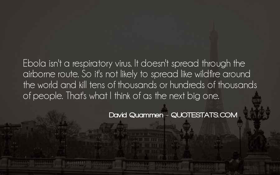 David Quammen Quotes #1712439