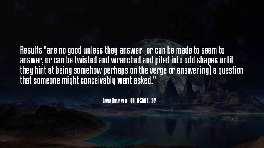 David Quammen Quotes #1742039