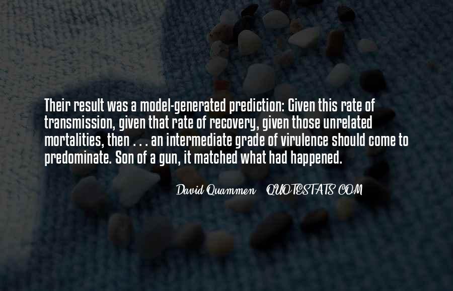 David Quammen Quotes #1789837