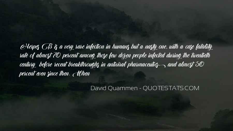 David Quammen Quotes #1827009