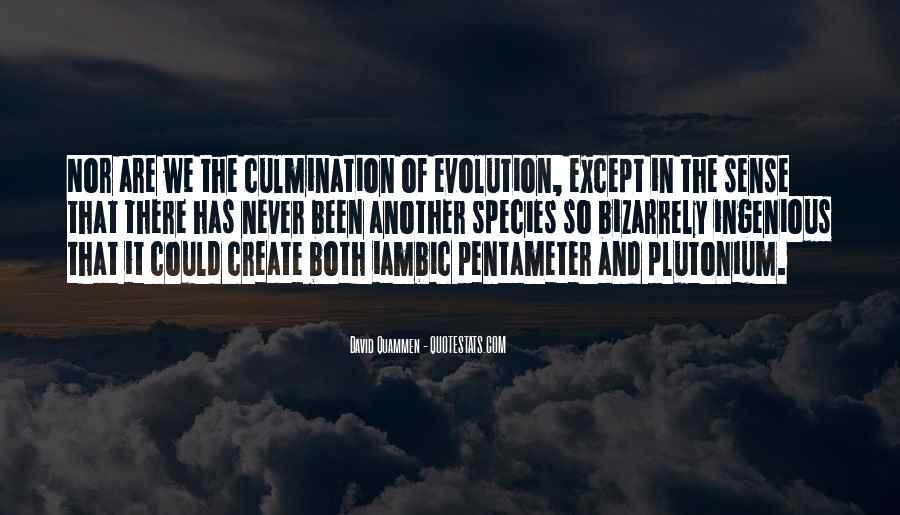 David Quammen Quotes #1873603