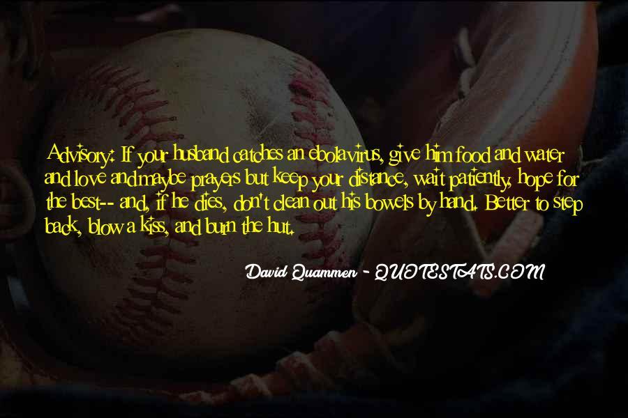 David Quammen Quotes #358708