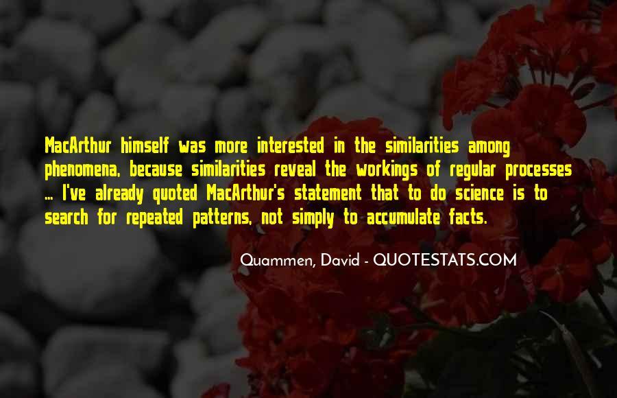 David Quammen Quotes #507252