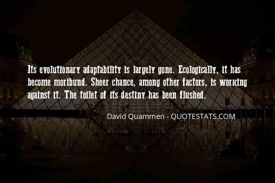 David Quammen Quotes #508797