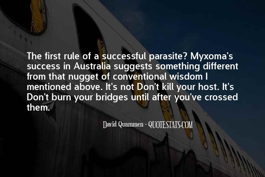 David Quammen Quotes #509769