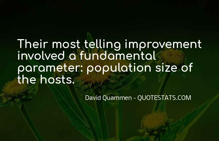 David Quammen Quotes #523819