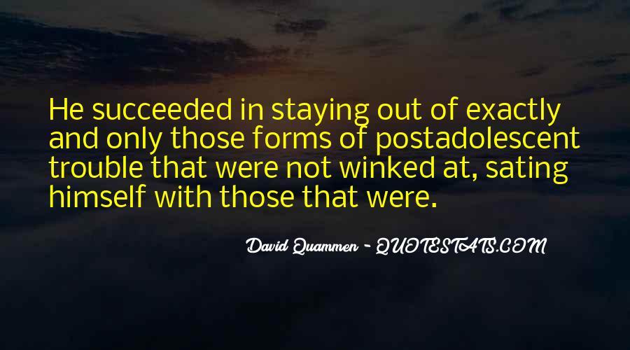 David Quammen Quotes #572884