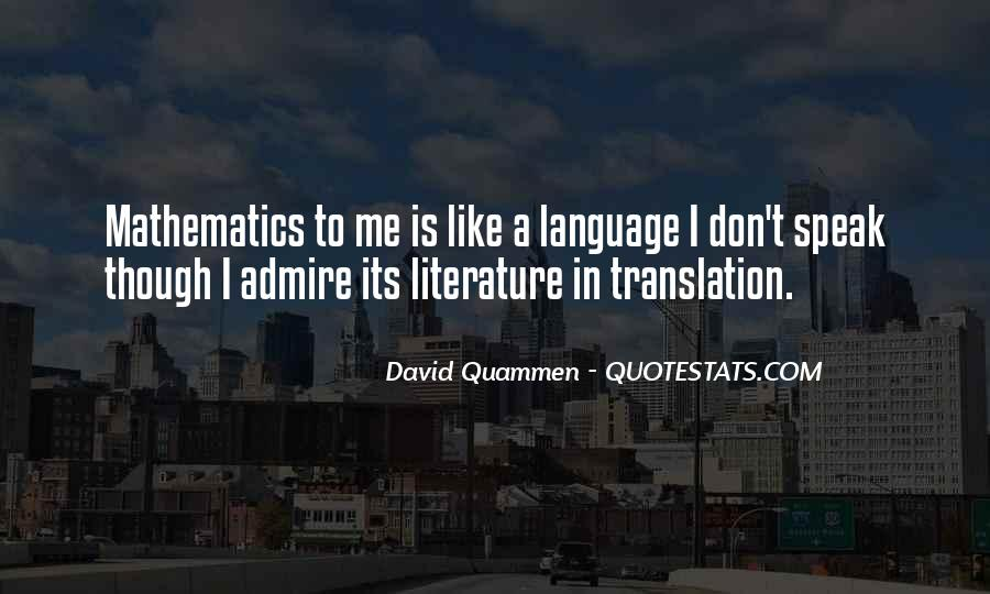 David Quammen Quotes #62379