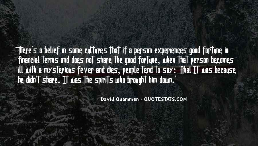 David Quammen Quotes #725253