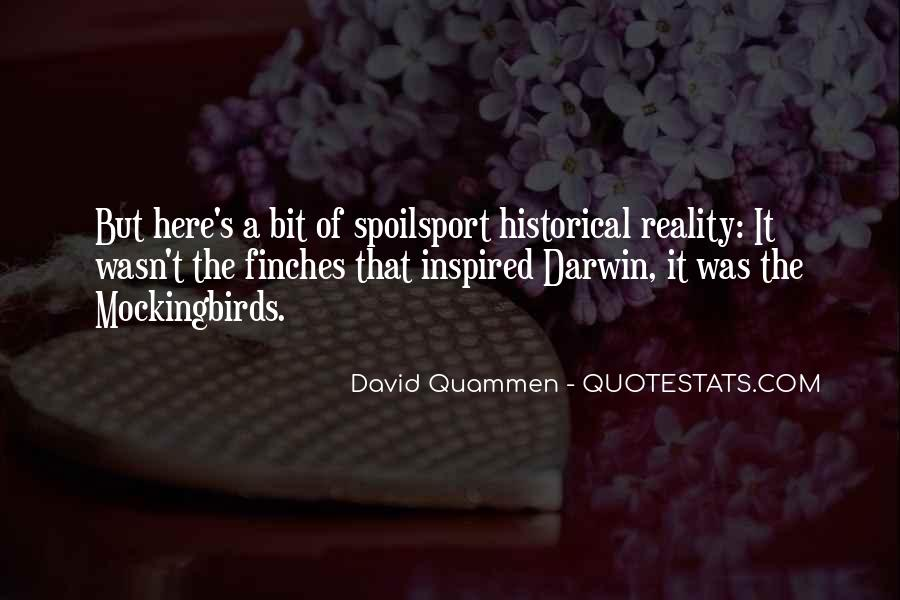 David Quammen Quotes #731723