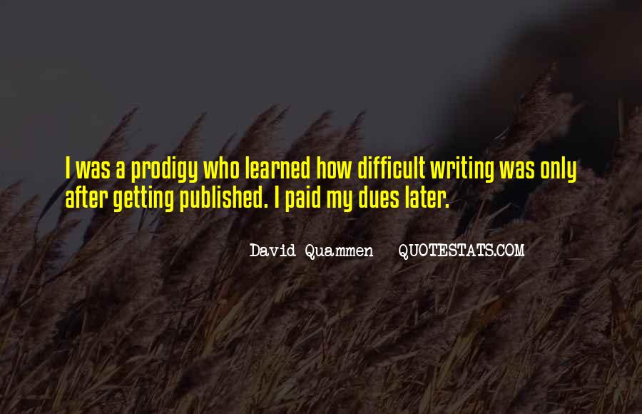 David Quammen Quotes #734764
