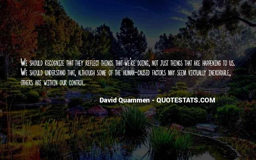 David Quammen Quotes #747631