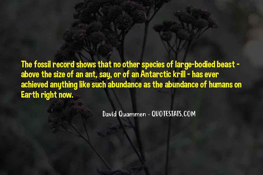 David Quammen Quotes #785996