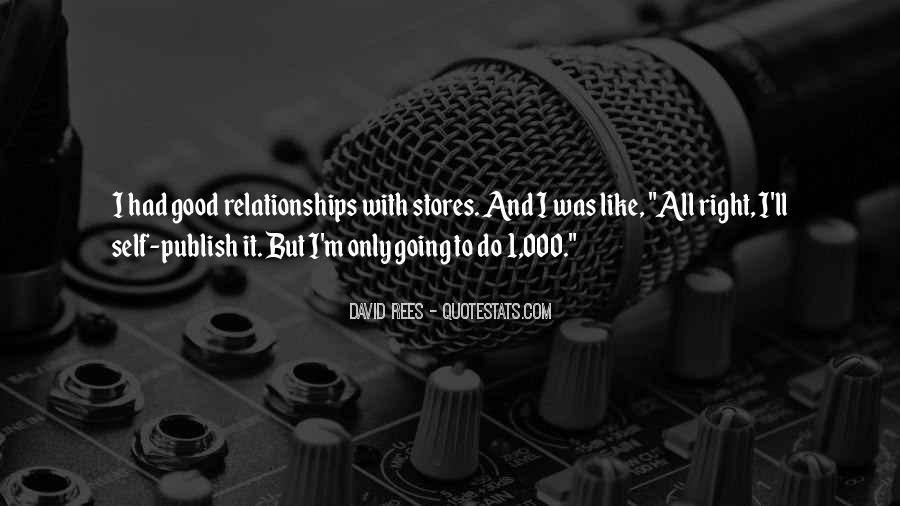 David Rees Quotes #1464512