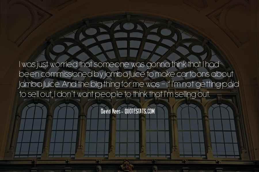 David Rees Quotes #1705052
