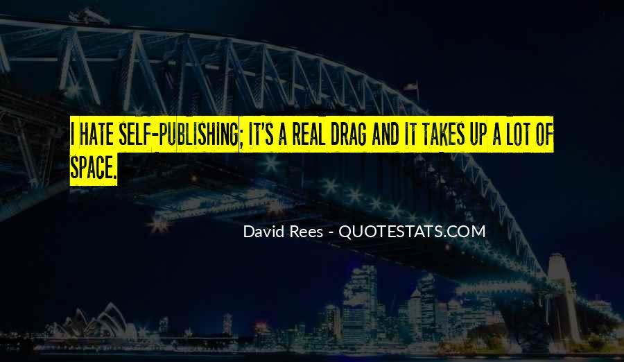 David Rees Quotes #699583