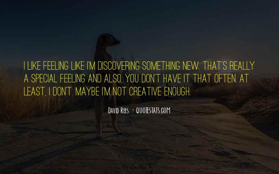 David Rees Quotes #766825