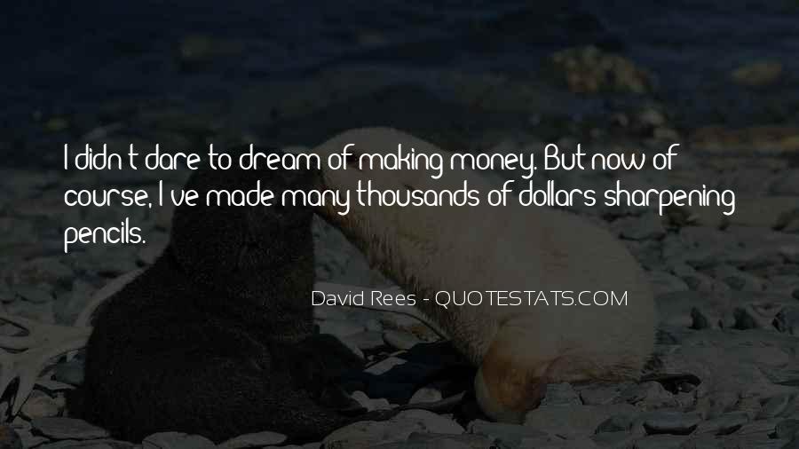 David Rees Quotes #86560