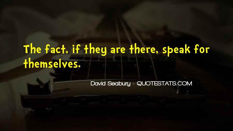David Seabury Quotes #1127248