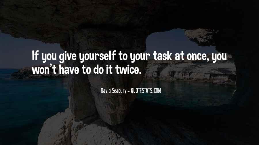 David Seabury Quotes #1158313