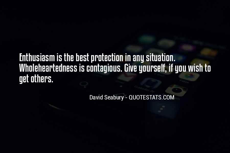 David Seabury Quotes #148271