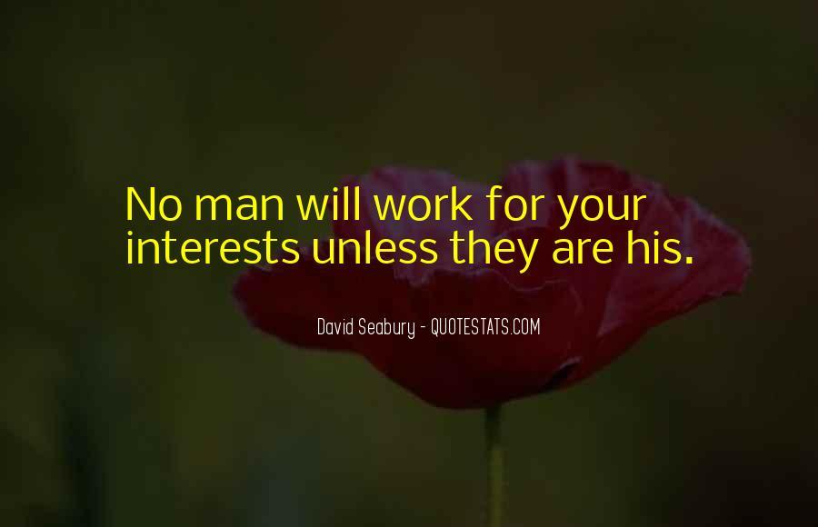 David Seabury Quotes #294108