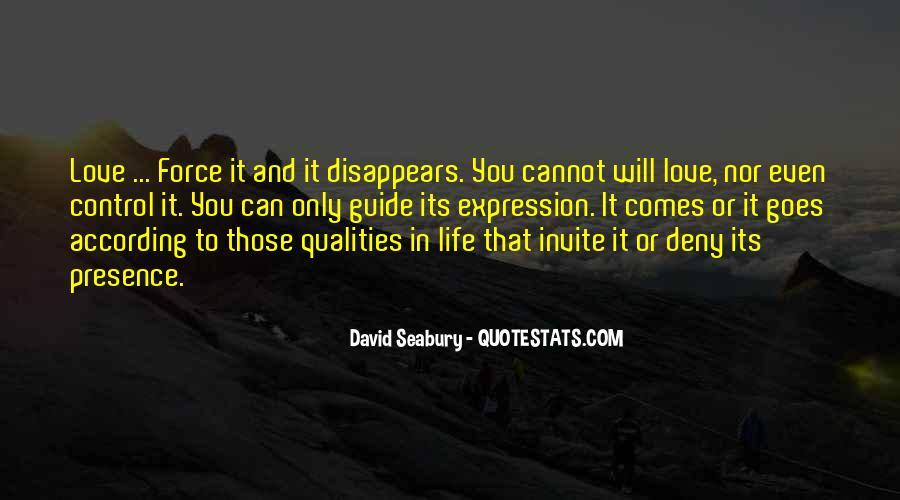 David Seabury Quotes #39218
