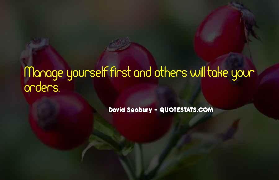 David Seabury Quotes #437022
