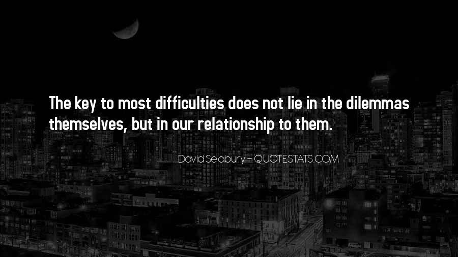David Seabury Quotes #720985