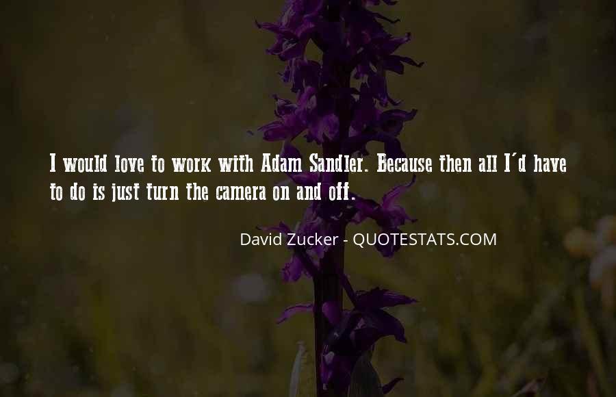 David Zucker Quotes #1007937