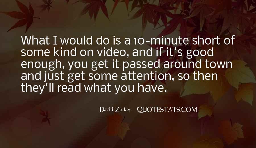 David Zucker Quotes #1253695