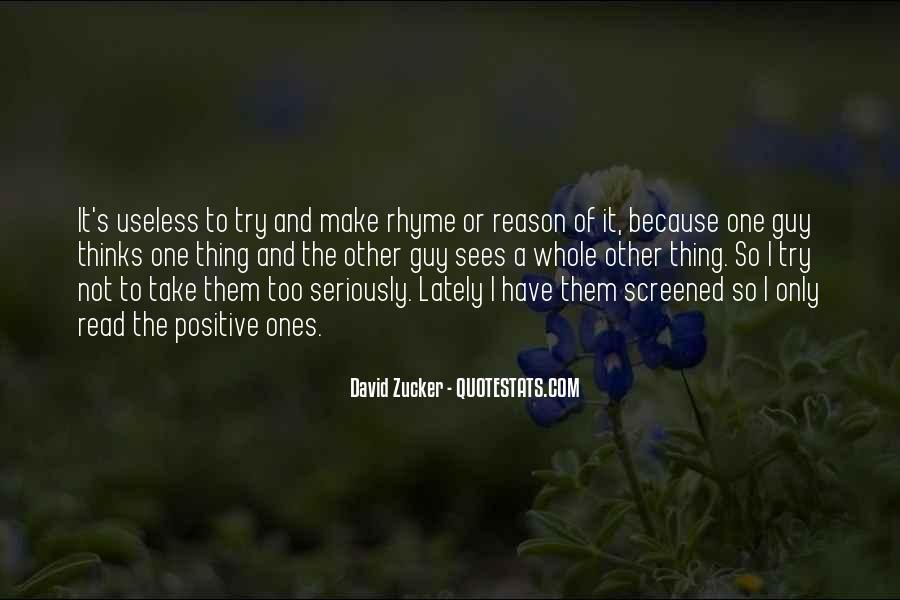 David Zucker Quotes #1346453