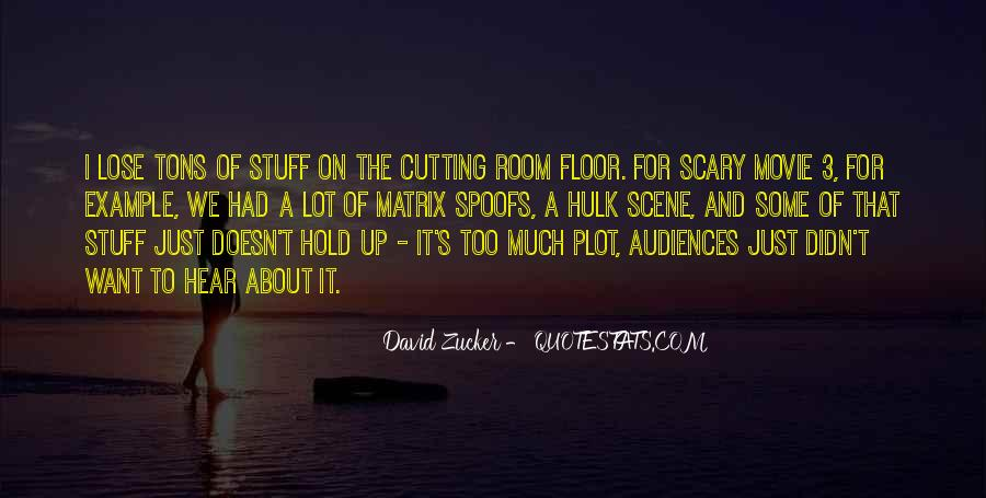 David Zucker Quotes #166348