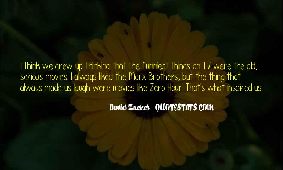 David Zucker Quotes #1808292