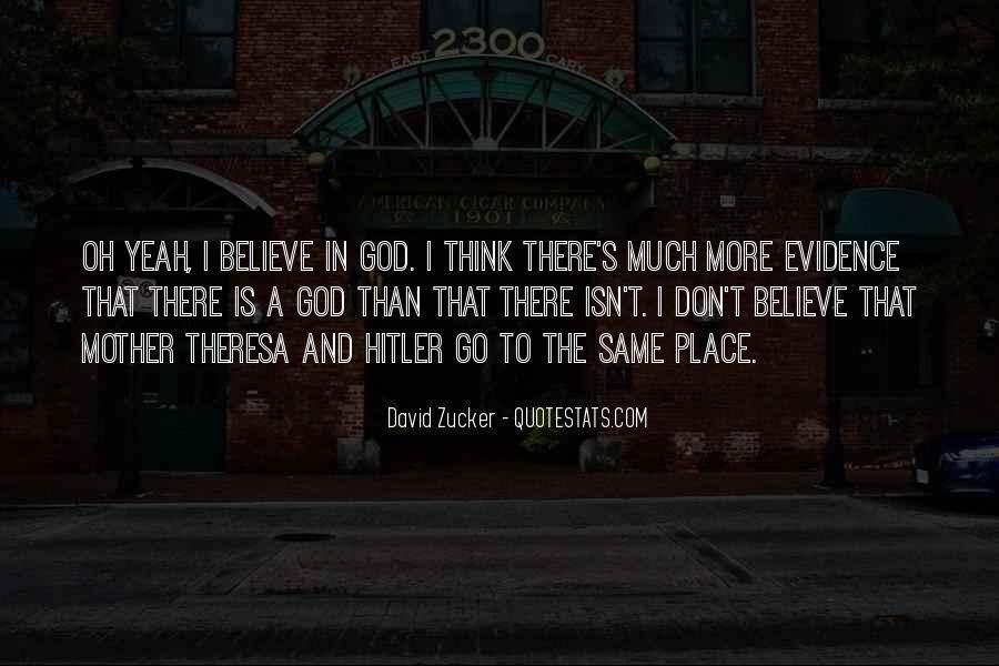 David Zucker Quotes #1851759