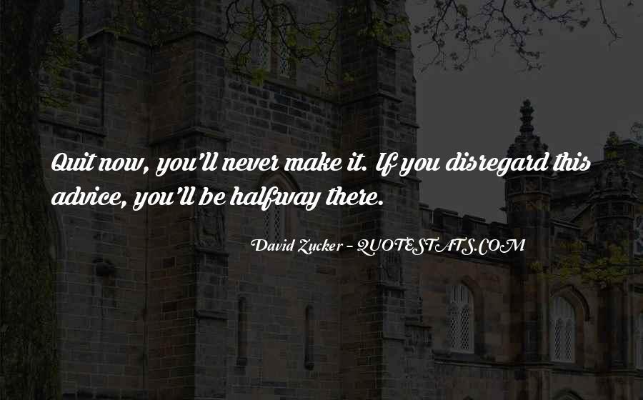 David Zucker Quotes #759701