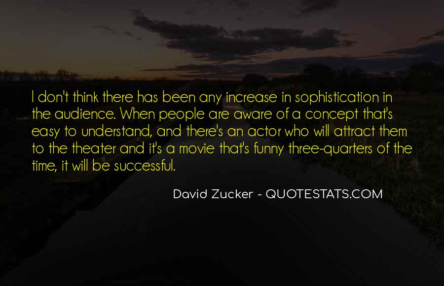 David Zucker Quotes #881444