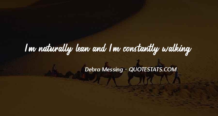 Debra Messing Quotes #1525094