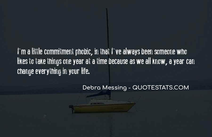 Debra Messing Quotes #1676220