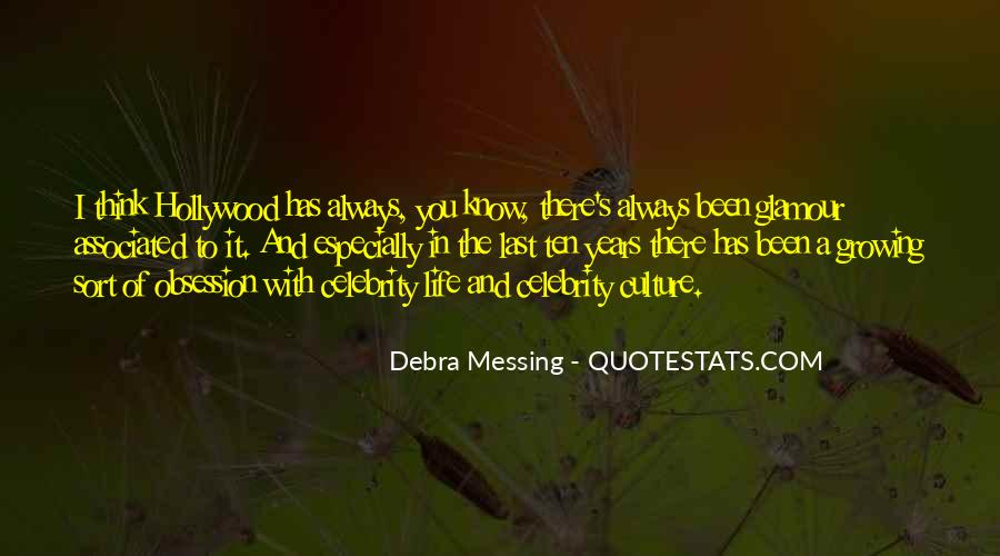 Debra Messing Quotes #32801