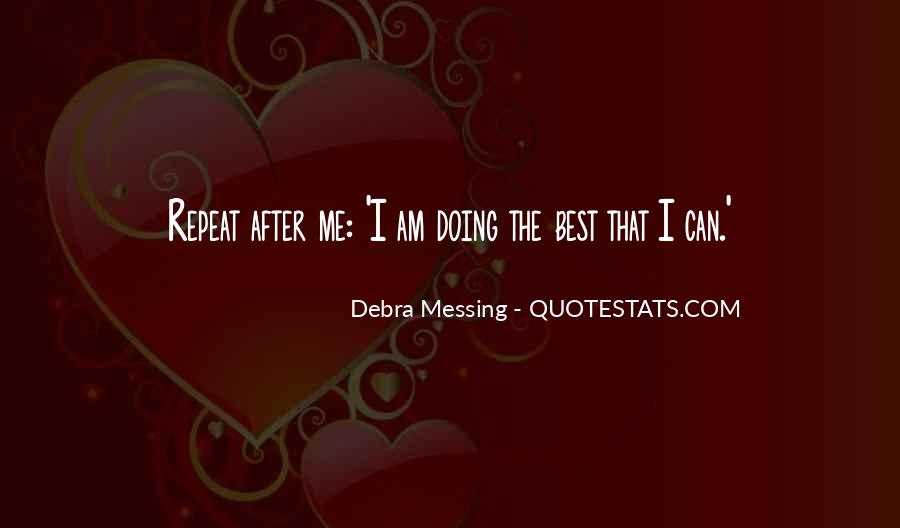 Debra Messing Quotes #67056