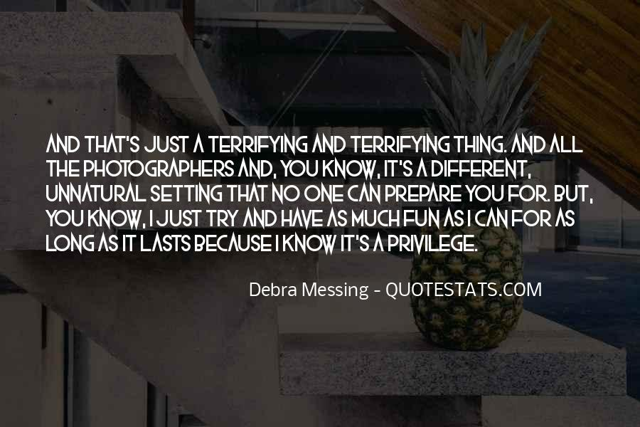 Debra Messing Quotes #894934