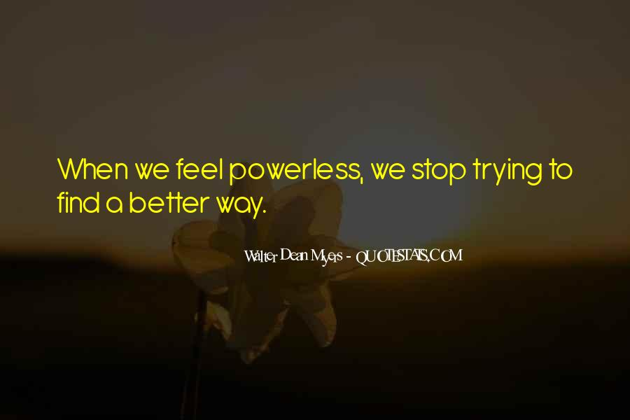Dee Dee Myers Quotes #267387