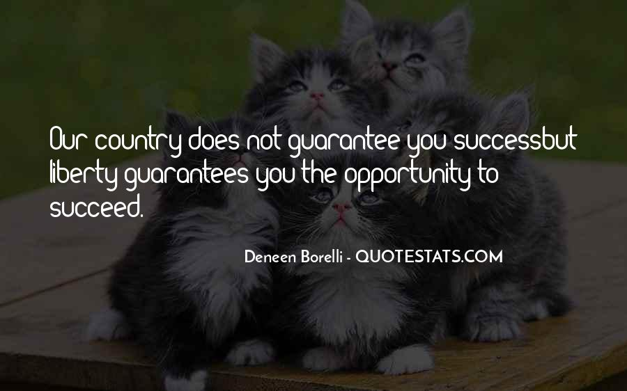 Deneen Borelli Quotes #1791741