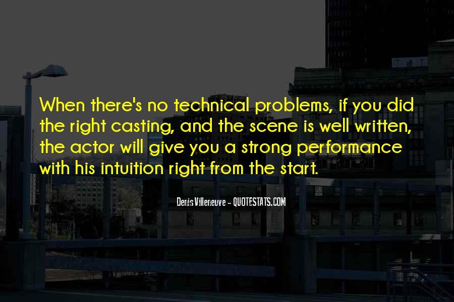 Denis Villeneuve Quotes #1626089