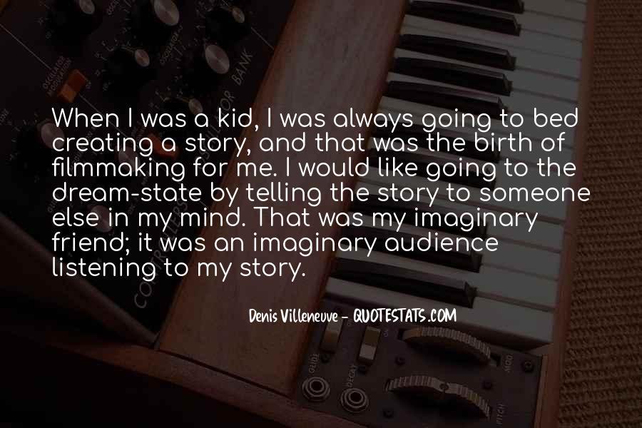 Denis Villeneuve Quotes #1637602