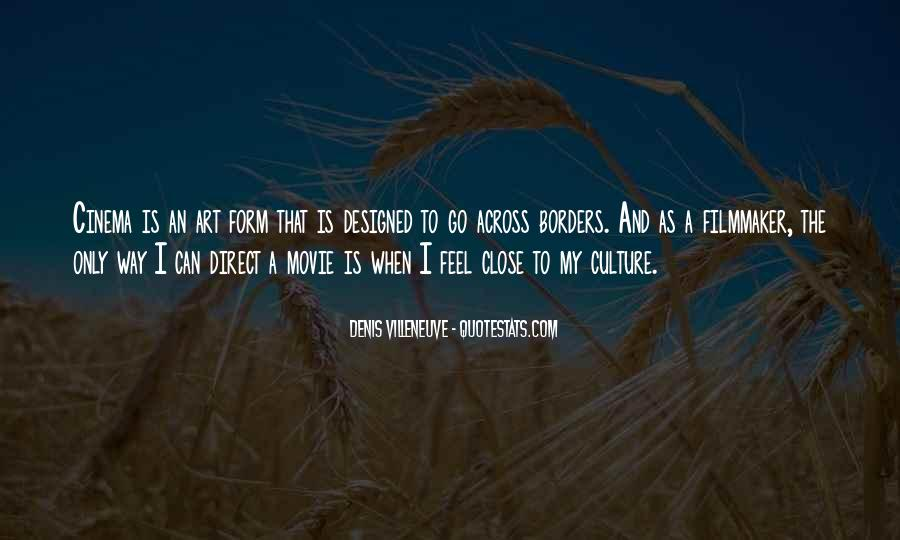 Denis Villeneuve Quotes #231428