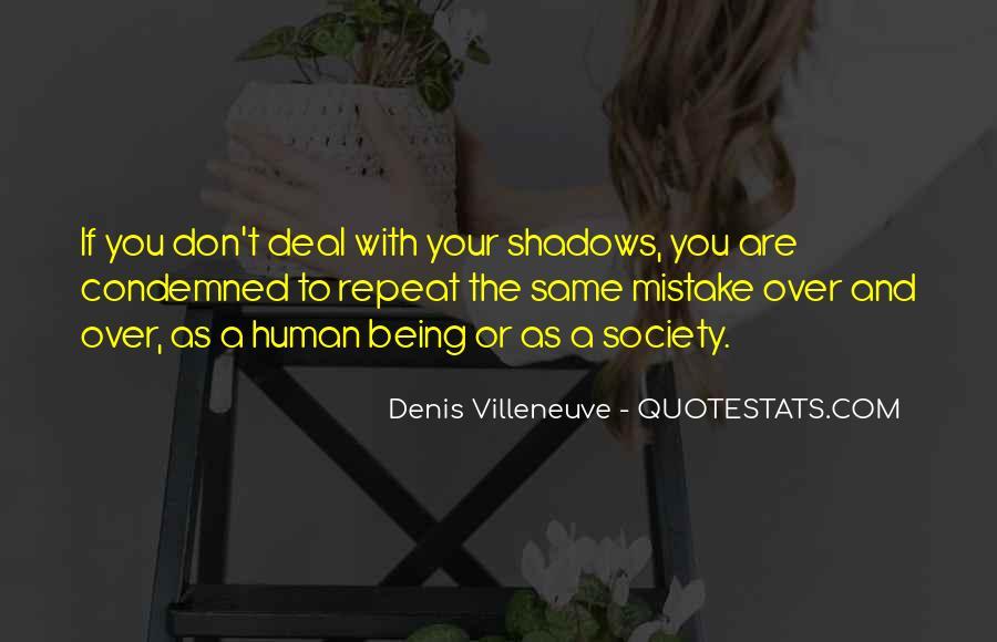 Denis Villeneuve Quotes #334369